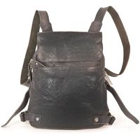 Harold's – Small Leather Rucksack / Daypack size S, Midnight Blue, Model 2230702