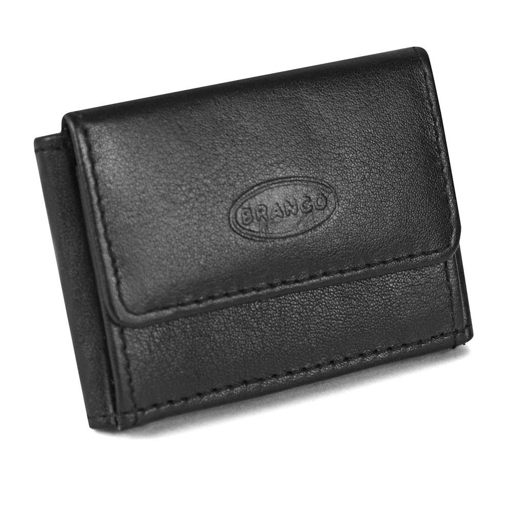 3fa9c46fa7700 Mini-Portemonnaie in schwarz