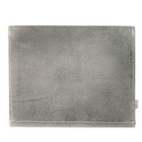 Jahn-Tasche – A4 document case / document holder made out of buffalo leather, grey, model 1040-5