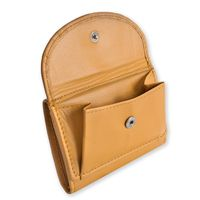 Branco – Small wallet / coin purse size XS, made out of leather, royal blue, model 105-2