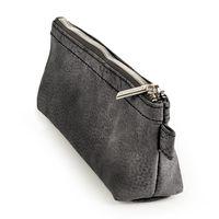 Jahn-Tasche, 422  – Robuste schwarze Aktentasche bzw. Lehrertasche, passendes Schlampermäppchen geschlossen - 09